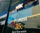 スウェーデンのファーストフード MAX