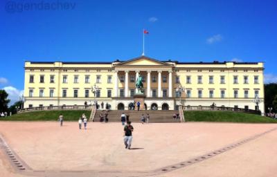 オスロの王宮