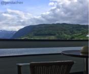 ノルウェーフィヨルド観光