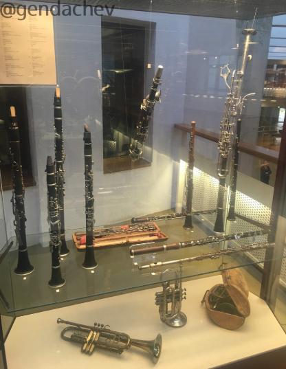 ベルリンの楽器博物館