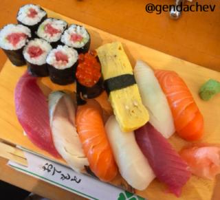 ウィーン 小次郎寿司