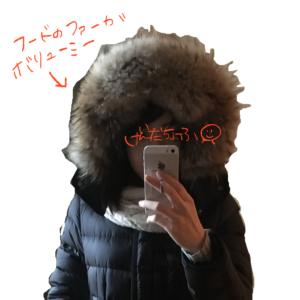 ロシアの冬に着るコートはフードが命