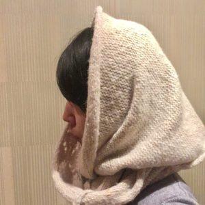 ロシアの冬の服装。スヌードがおすすめ