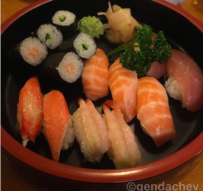 コペンハーゲン 寿司 東京