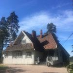 フィンランド シベリウスの家