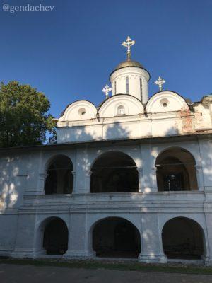 スパソ・プレオブラジェーンスキー聖堂