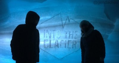 アイスランド 氷の洞窟