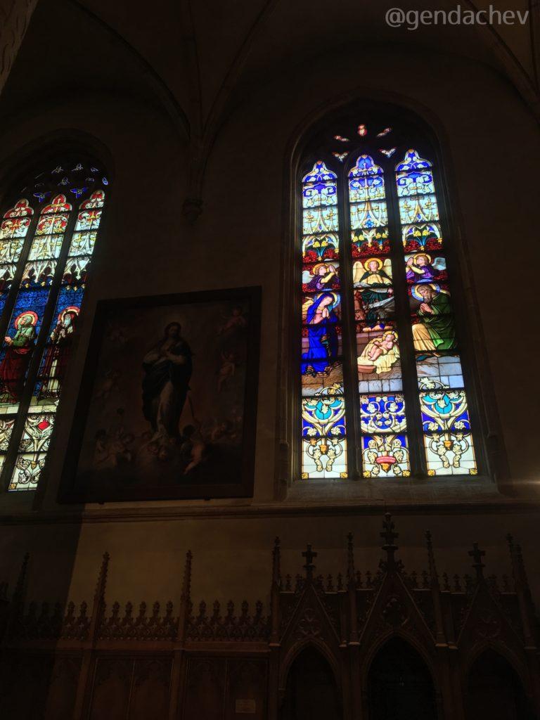 ルクセンブルグ ノートルダム寺院