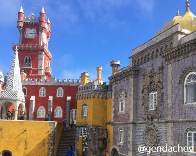 ポルトガル ペーナ宮殿