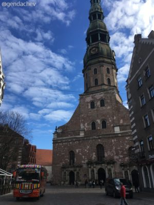リーガ 聖ペテロ教会
