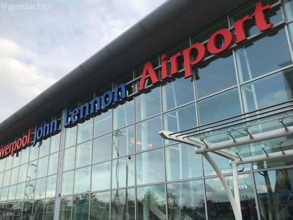 ジョンレノン空港
