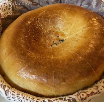 ウズベキスタン ナン