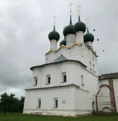ロストフ・ヴェリーキー クレムリン イオアンナ・バガスラヴァ教会