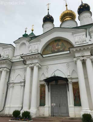 ロストフ・ヴェリーキー スパソ・ヤコヴレフスキー修道院