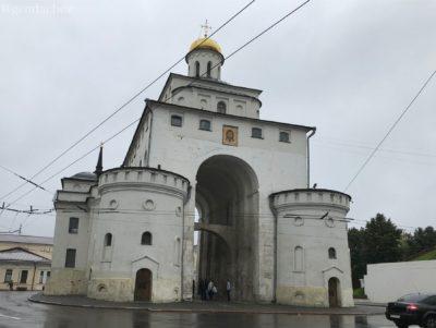 ウラジーミル 黄金の門