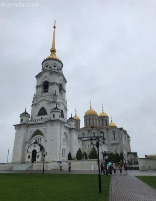 ウラジーミル ウスペンスキー大聖堂