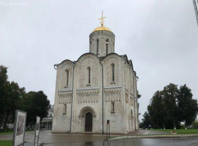 ウラジーミル ドミトリエフスキー大聖堂