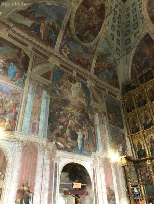 ウグリチ 血の上のドミトリー皇子教会