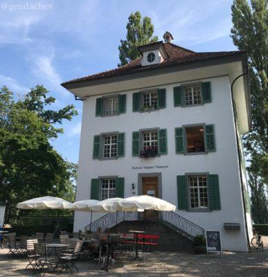 スイス ルツェルン ワーグナー博物館