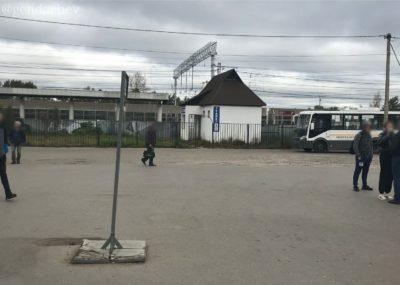 クビンカ駅