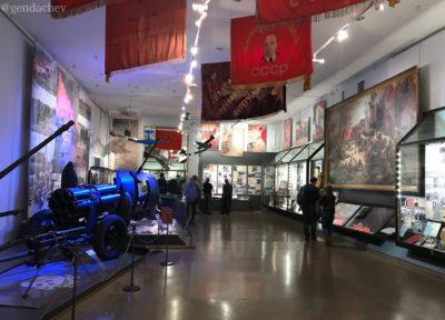 モスクワ中央軍事博物館